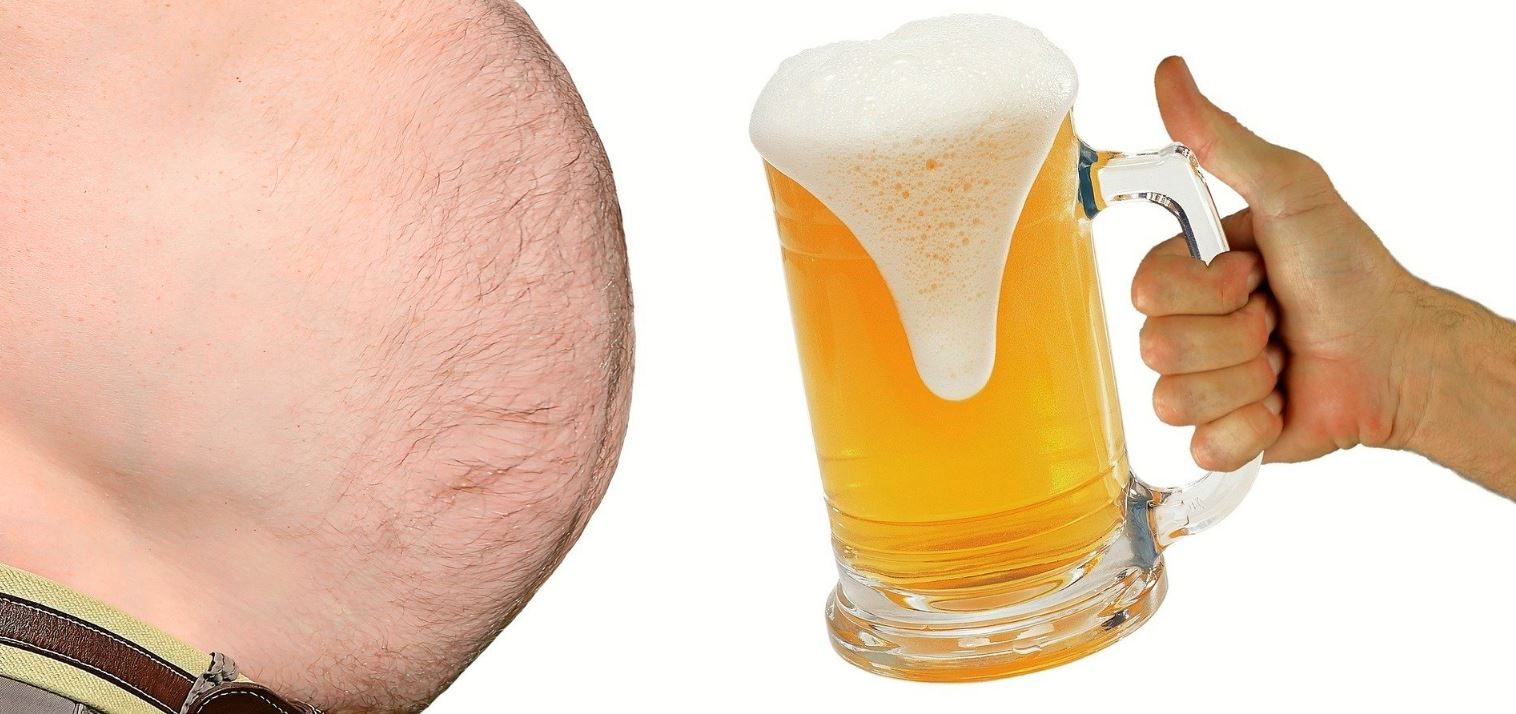 bière gros ventre