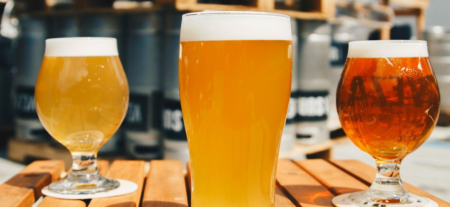 bière non pasteurisée bière trouble bière artisanale bieromatique