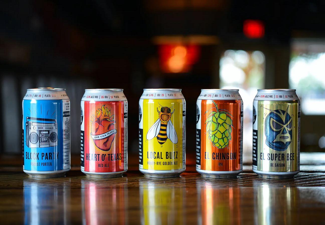 craft beer dallas