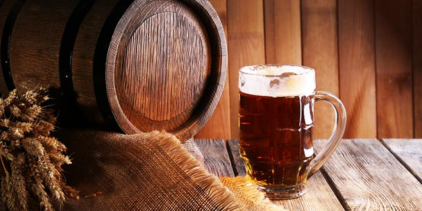 bière tonneau