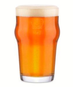 Verre à bière impérial