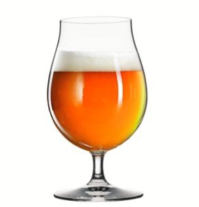 Verre à bière tulipe