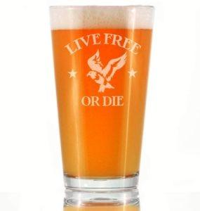 verre à biere americain
