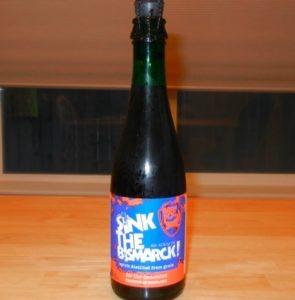 bière la plus forte BrewDog Sink The Bismarck