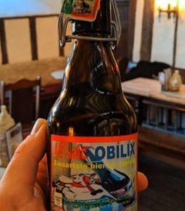 bière la plus forte Koelschip Obilix