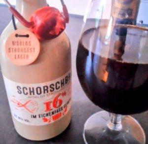 bière la plus forte Schorschbrau Schorschbock