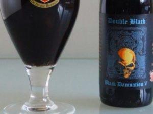 bière la plus forte Struise Black Damnation VI - Désordonnée